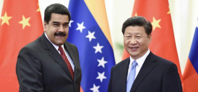MADURO, LE MACCHINE TRUCCAVOTI E IL QUADRILATERO VENEZUELA- CINA-RUSSIA-IRAN.